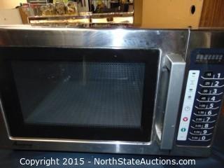 Amana RCS10TS 1000 Watts Microwave Oven