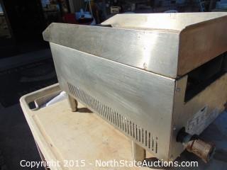 Vollrath 40719, Cayenne Gas Flat Top Griddles