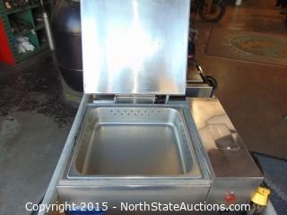 Roundup Steam Food Warmer FWT-100