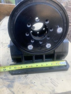 Kinematics HE Single Axis Solar Tracker Slewing Drive, HE8B-S1MHD-15MRC-DA315-01