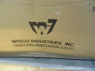 Wisco convection cookie oven 520