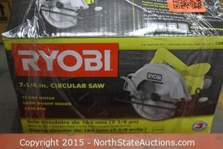 RYOBI 7-1/4 in. Circular Saw