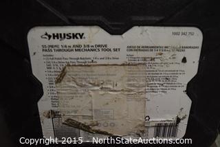 Lot of Husky Tool Sets