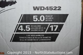 RIDGID 4.5-Gallon Portable Wet and Dry Vac