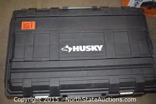 HUSKY 25 Gallon Mobile Tool Box