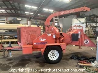 Morbark Lightning 2090D Chipper, Diesel, only 600  hours  90153