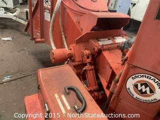 Morbark Lightening 2090D Chipper, Diesel, only 600  hours  90153