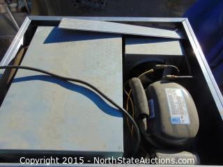 Delfield Countertop Display Refrigerator Model 724 Merchandiser