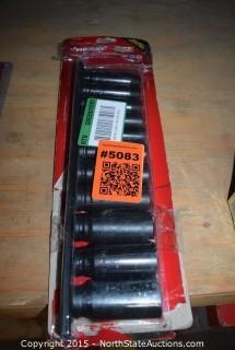 HUSKY 11-Piece Deep Impact Socket Set
