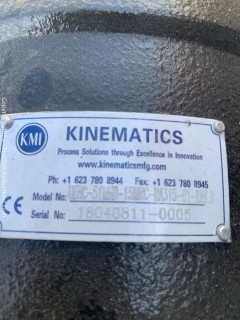 Kinematics, HE8C-51MHD-15MRC-DA315-01-REV.3