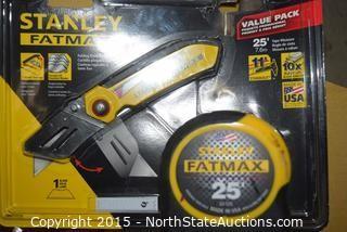Lot of Stanley Fatmax