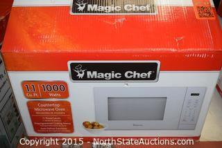 Magic Chef Countertop Microwave Oven