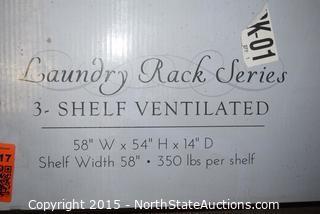Hanlon Laundry Rack Series