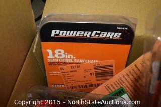 Lot of Power Care Products