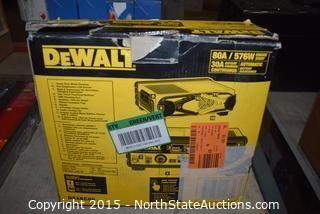 DeWalt Battery Charger & Maintainer