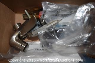 Lot of Misc Door Locks and Knobs
