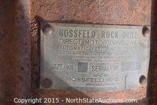Hossfeld Rock Drive