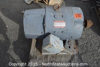 General Electric Kinamatic Direct Current Motor