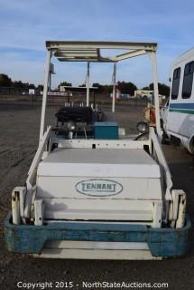 Tennant Sweeper 240 EH SE