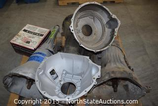Lot of Misc Auto Parts (Transmissions)
