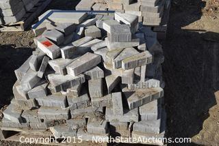 Lot of Paver Stone Blocks