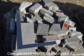 Lot of Paver Stone Blocks
