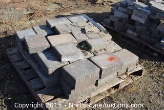 Lot of Cement Blocks