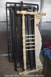 Bed Frame Parts