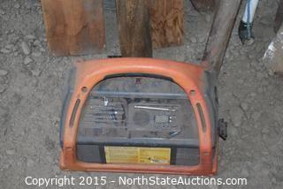 Lot of Misc Landscaping Tools and Power Pack