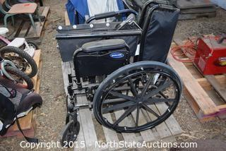 Wheelchairs and Walker