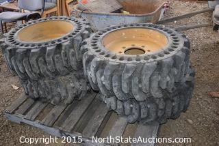 Bobcat Solid Tires