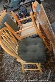 Lot of Chairs