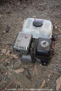 Honda Pressure Motor