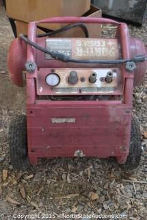 Porter Cable Air Compressor and More