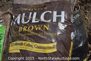 Lot of Mulch