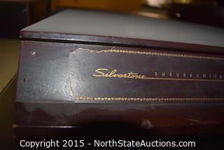 Silvertone Suburbanite HiFi TV