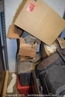 Lot of Philco Parts and Other Vintage Parts