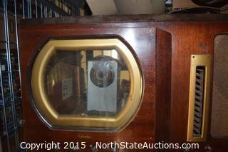 Lot of Vintage TV Parts