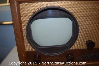 Vintage TV and Portable TVs