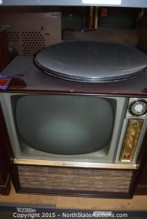 General Electric Vintage TV