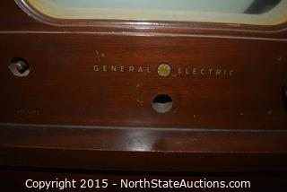 General Electric Radio, TV, Record Player