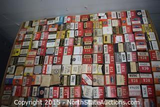 Lot of Electronic Tubes (Various Brands)
