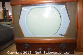 Lot of Vintage TVs and Portable TVs