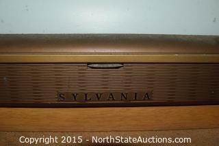 Vintage Sylvania TV