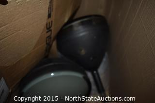 Lot of CRTs in Boxes