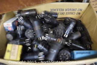 Vintage Electronic Repair Supplies