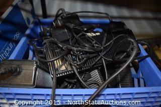 Vintage Electronic Repair Parts
