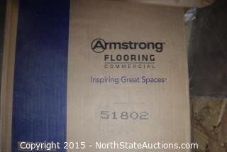 Commercial Flooring and Adhesive