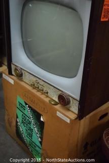 Sylvania TV, Color Picture Tube