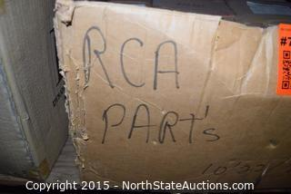 RCA Parts and Tubes